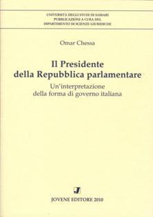 Chessa presdente repubblica parlamentare for Repubblica parlamentare italiana